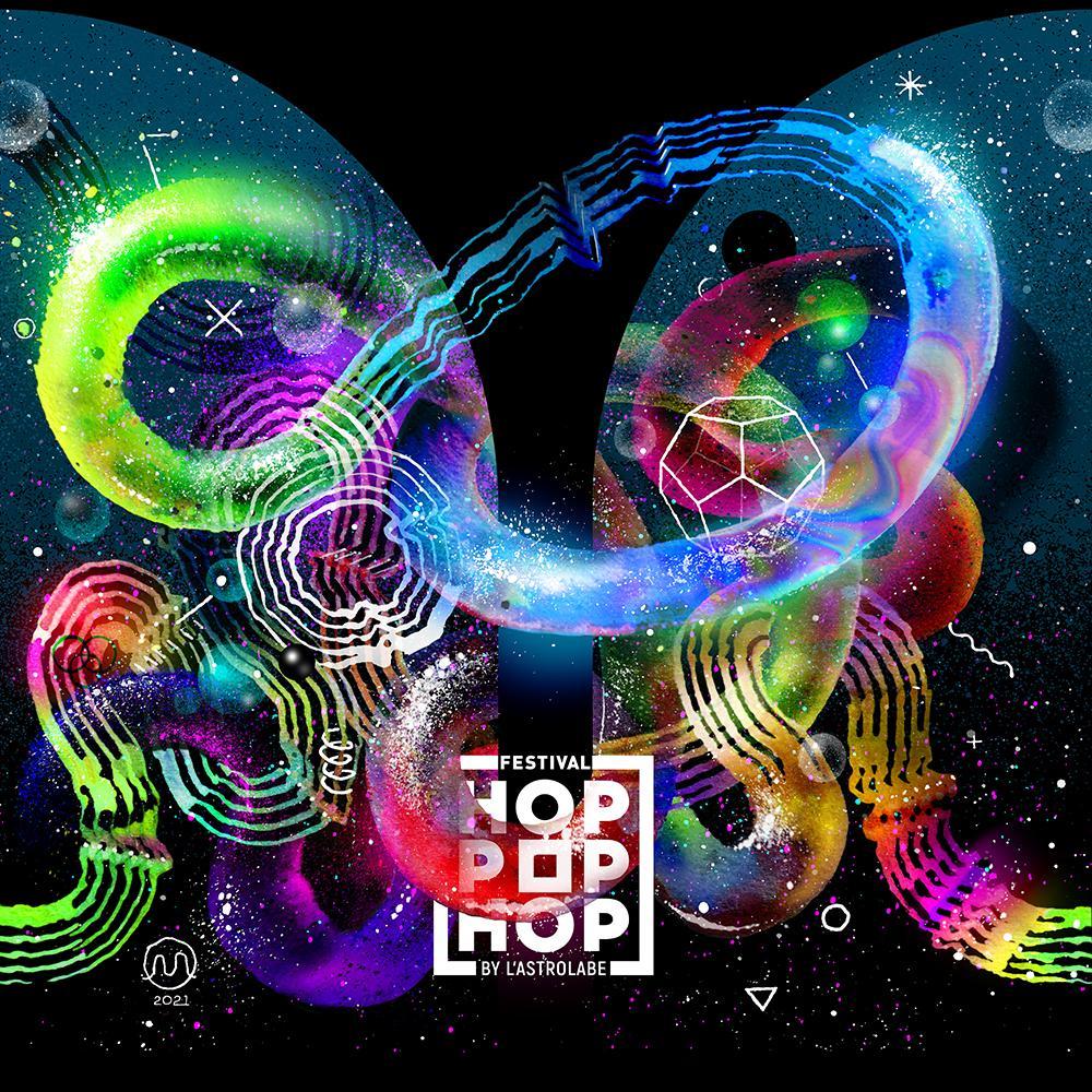 Emissions en direct du festival HOP POP HOP 2021 à Orléans